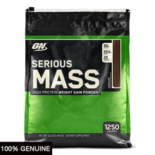 Optimum Nutrition Serious Mass, 12lbs