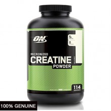 Optimum Nutrition Micronized Creatine Powder, Unflavored, 600g