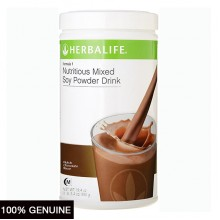 Herbalife Formula 1, Dutch Chocolate, 22 Servings