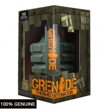Grenade Thermo Detonator, Unflavored, 50 Servings