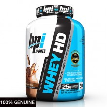 BPI Sports Whey HD, Chocolate Cookie, 4.2lbs