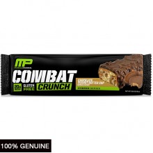 MusclePharm Combat Crunch Bars, Chocolate Peanut Butter Cup, 1 bar