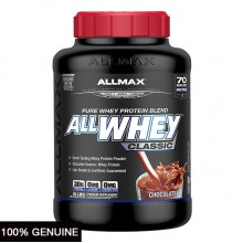AllMax All Whey Classic, Chocolate, 5lbs