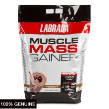 Labrada Nutrition Muscle Mass Gainer, 12lbs