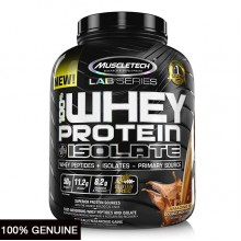 MuscleTech 100% Whey Protein Plus Isolate, 5lbs