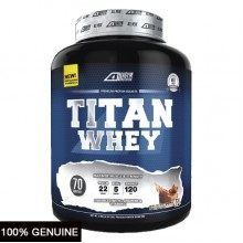 Agym Nutrition Titan Whey, 70 Servings