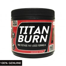 Agym Nutrition Titan Burn, 40 Servings