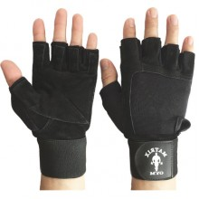 Matrix Weight Lifting Gloves, Black