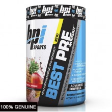BPI Sports Best Pre-Workout, 30 Servings